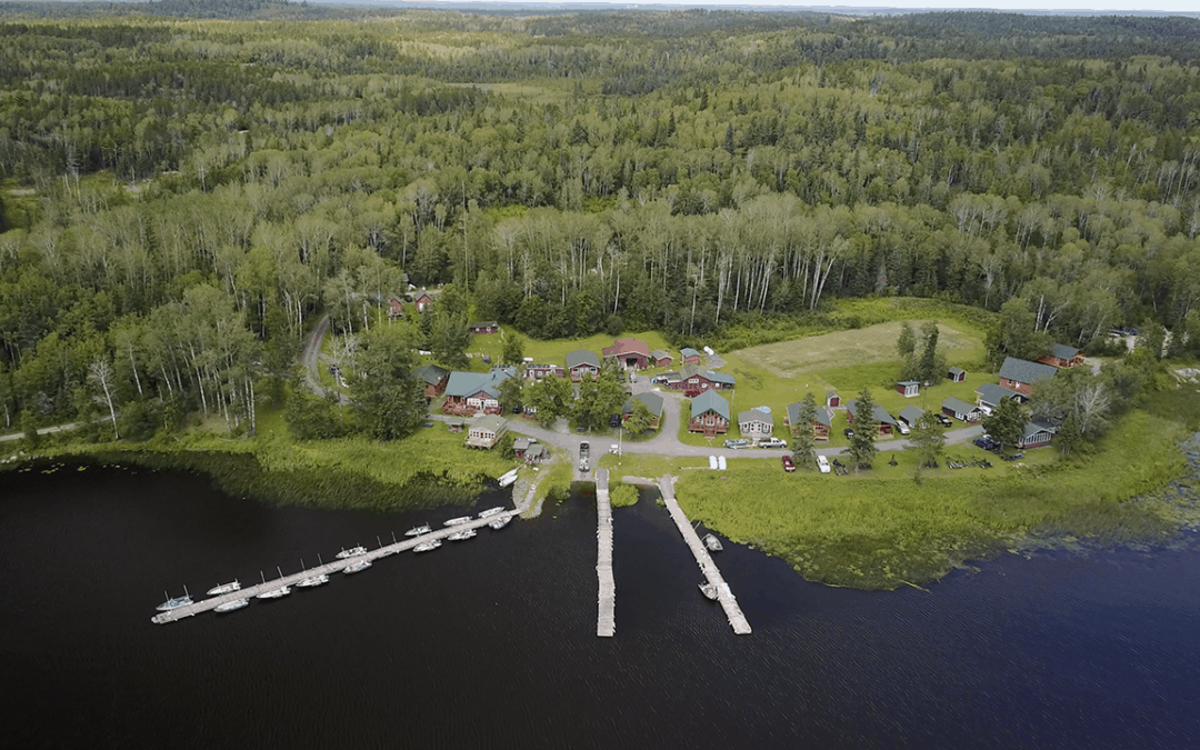 Unique and Secluded Ontario Fishing Lodges
