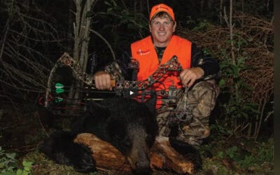 Top Ontario Bear Hunting Trips
